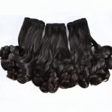 Full Romantic Waves The Best Natural Remy Human Hair Extensions 3pcs/Lot