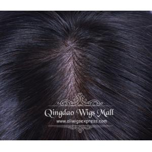 Invisible Part Wigs Silk Top Closure Wig UK