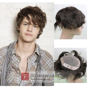 Cheap Medium Length Blonde Curly Mens Hair Wigs And Toupees Melbourne