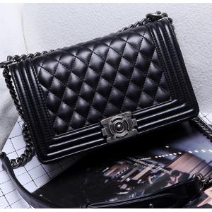 High Quality Women Classic Chains Shoulder bags Diamond Lattice Handbag