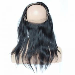 360 Lace Frontal Closure Pre Plucked Indian Virgin 360 Lace Virgin Hair