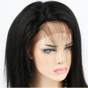 Brazilian Virgin Hair 360 Lace Frontal With Baby Hair 22.5*4*2 Natural Hairline