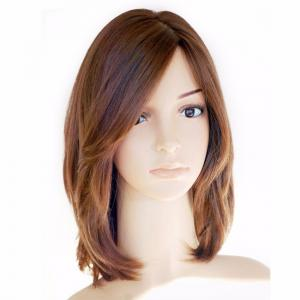 Customized jewish wigs European remy hair