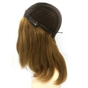 Certificated Human Remy Hair Jewish Kosher Wig Sheitels Natural Real Hair